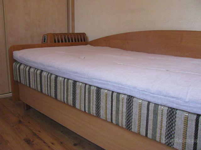 льняной натуральный матрас на раскладной диван