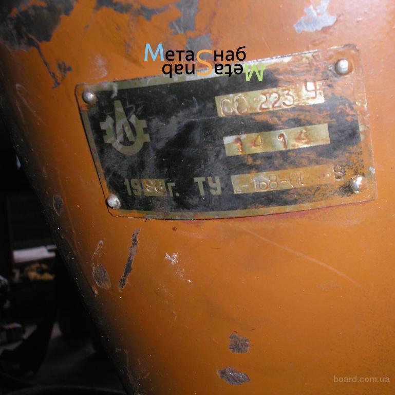 Краскотерка жерновая СО-223 без электрод