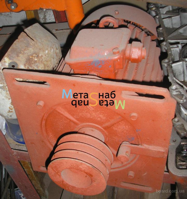 Электродвигатель краскотерки СО-116А