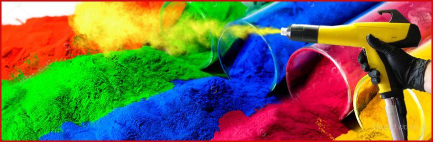 Порошковая покраска в Екатеринбурге