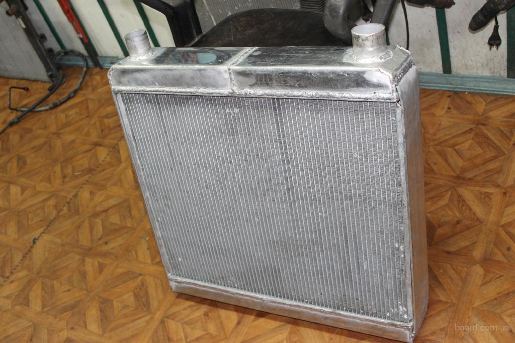 Самодельный радиатор охлаждения для авто