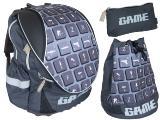 Каркасный школьный рюкзак ZiBi GAME (ZB14.0005GM)