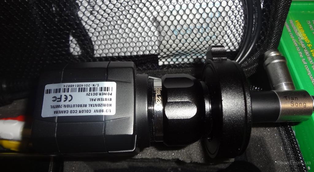 Эндоскопическая видеокамера SONY с FullHD1080Р монитором