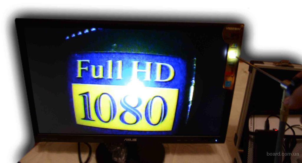 """Эндоскопический видеокомплекс 1080Р Sony + синускоп (0/30/70 на выбор) + источник света с фиброволокном + монитор 22"""""""
