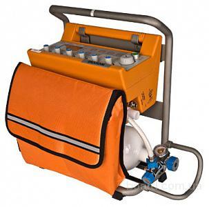 Апарат штучної вентиляції легенів Aeros 4300