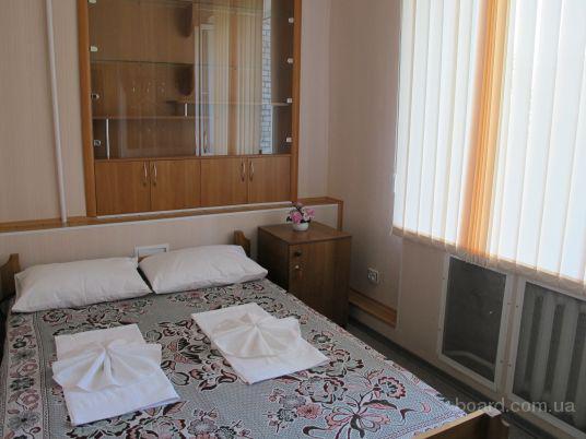 Сдаем уютные комнаты эконом класса в мини отеле посуточно рядом с вокзалом