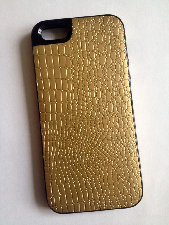 Чехол накладка стильный на iPhone 5/5s