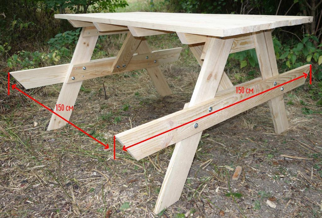 Столик для огорода своими руками 65