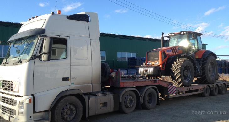 Перевозка грузов по россии  от  «УралАвтоБизнес»