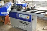 Кромкооблицовочный станок б/у Felder G200 (автоматическая подача, торцовка и фрезерование) 08 г.в.