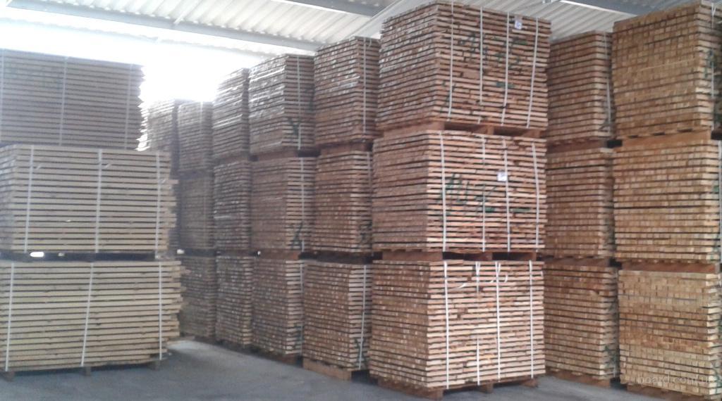 Компания Pol-Kres EdWood (Польша) закупает дубовые обрезные заготовки свежего распила 1-3 сорта