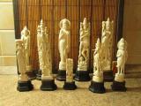 продам коллекцию статуэток из слоновой кости