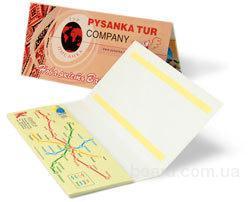Фирменные конверты для турфирм для документов