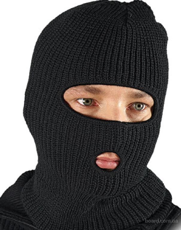 Шапка маска балаклава
