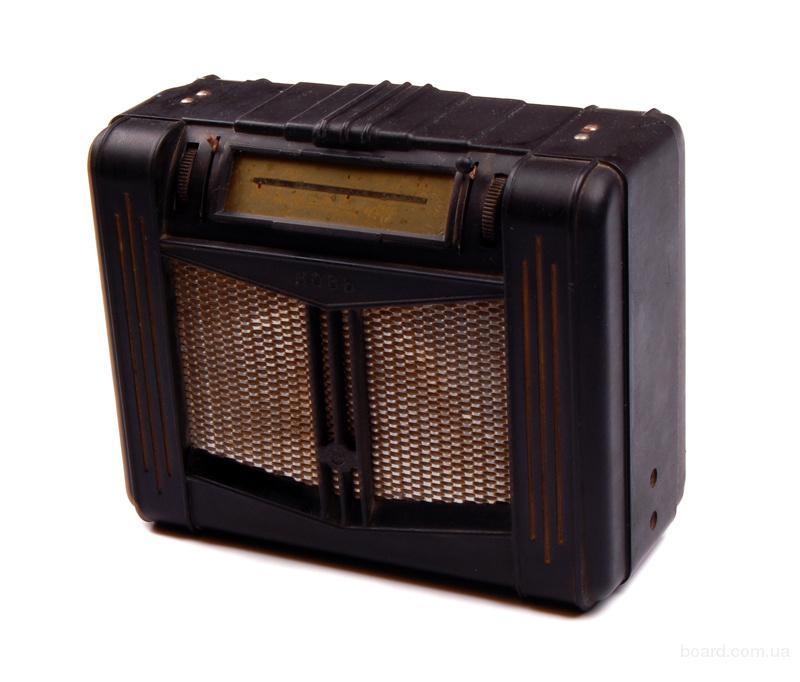 Купить cоветский  радиоприёмник Новь