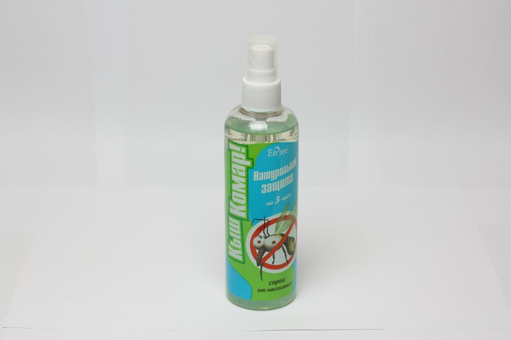 Спрей-репеллент «Кыш Комар!» для взрослых 150 мл.