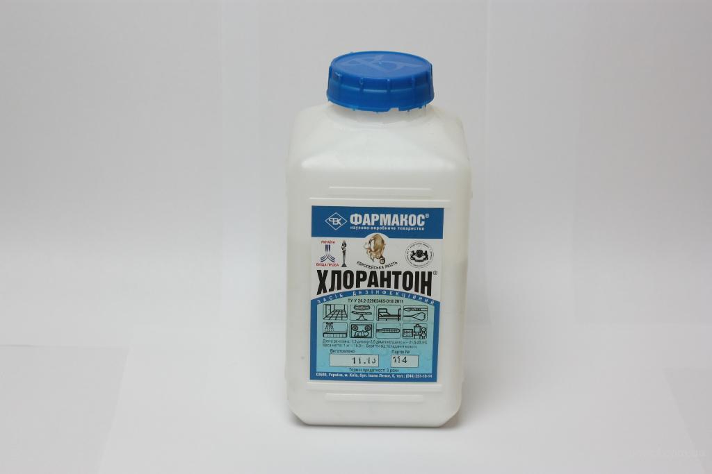 Хлорантоин, 1 кг.