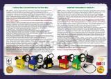 Модернизация фонарей аккумуляторных (любого типа) с целью продления их срока службы и повышения работоспособности .