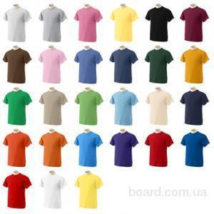 Вышивка на футболках и кепках