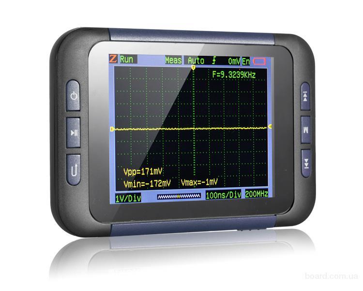Осциллограф карманный QDSO ( 40MHz, 200Ms/s )