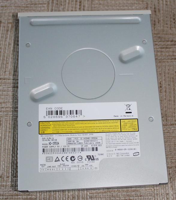 Оптические приводы DVD-RW IDE и Sata  б/у