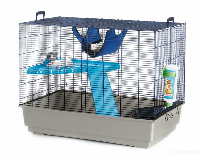 Клетка для хорька, шиншиллы, крысы Savic Фрэдди 2 (Freddy 2)  80 х 50 х 63 см
