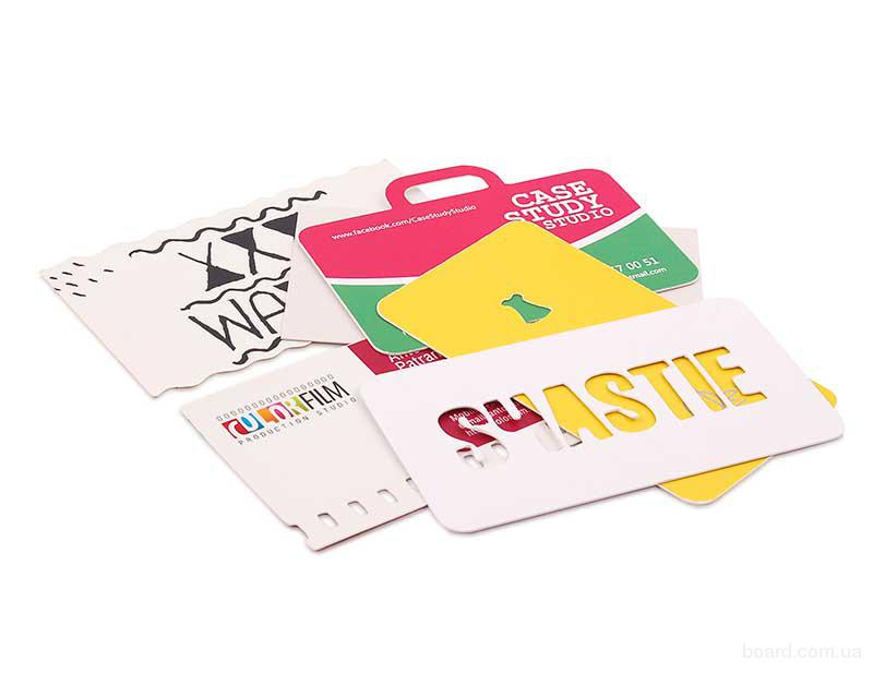 печать визиток футболок