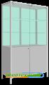 Медицинский шкаф с сейфом