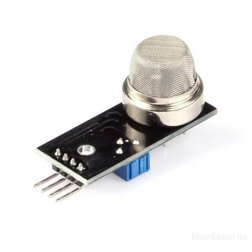 Модуль датчик газа MQ-5 для Arduino AVR PIC