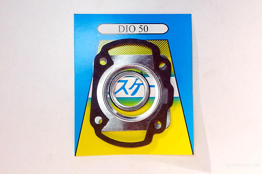 "Прокладки ЦПГ+ кольцо глушителя (набор) скутера ""Honda"""