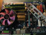 Комплекты материнские платы соккет 478+ процессор и куллер