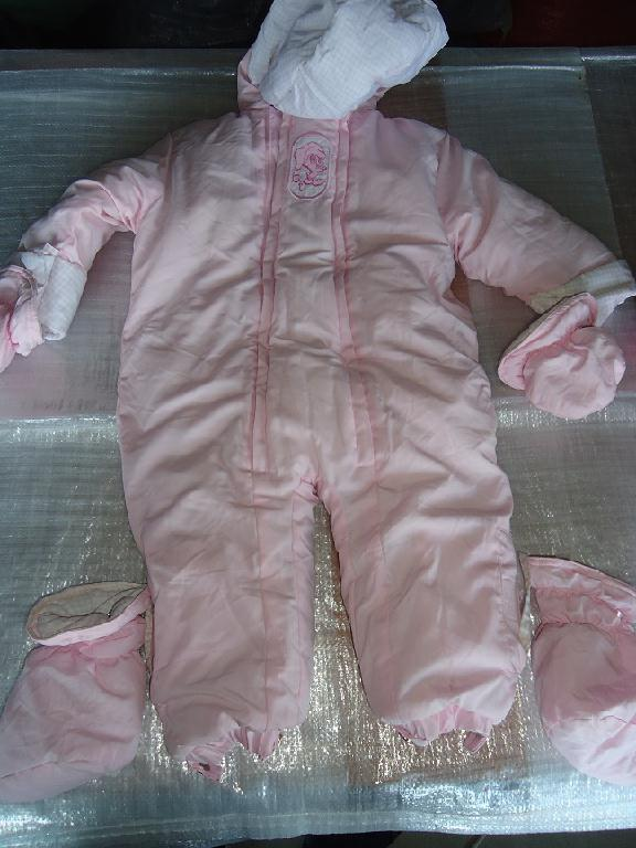 Детские зимние куртки, комбинезоны экстра сорт. На вес.