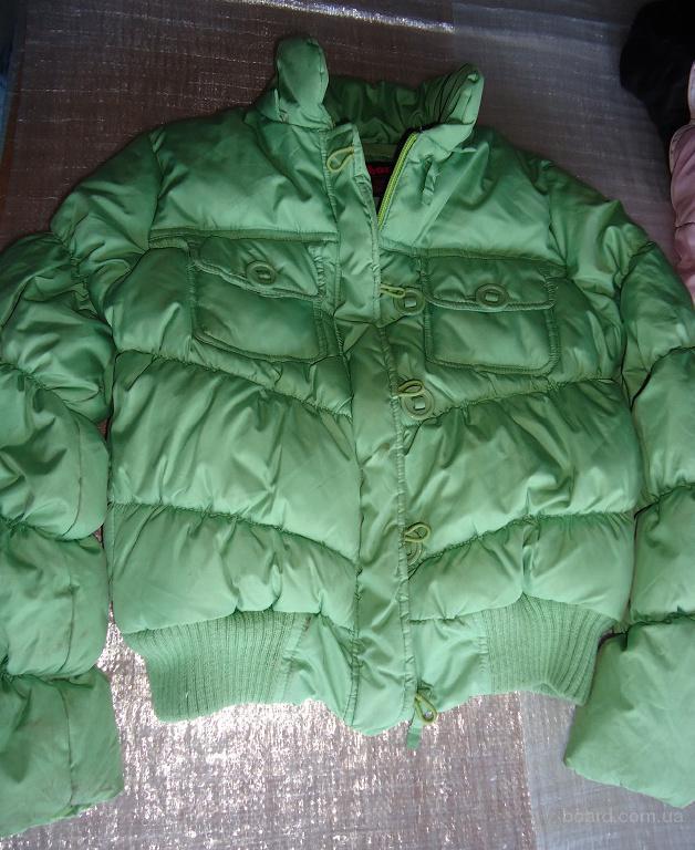 Зимняя куртка экстра сорт. На вес. По 7 евро/кг.
