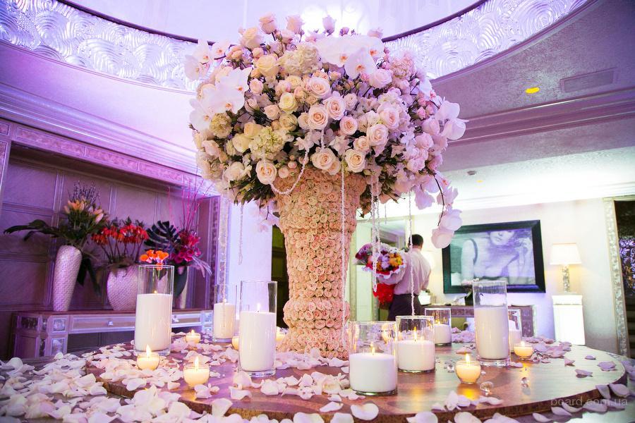Насыпные свечи, интерьерные свечи, свадебные свечи.