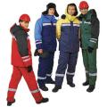 утеплённая рабочая куртка