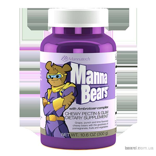 Витамины для детей -  Мана Мишки
