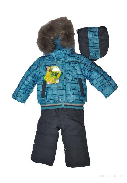 Детский комбинезон для мальчиков Kiko 2615