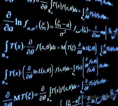 Решение заданий по математике - качественно и быстро