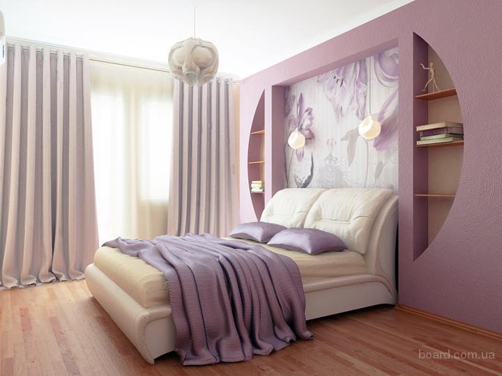 Фото спальни 13 кв м
