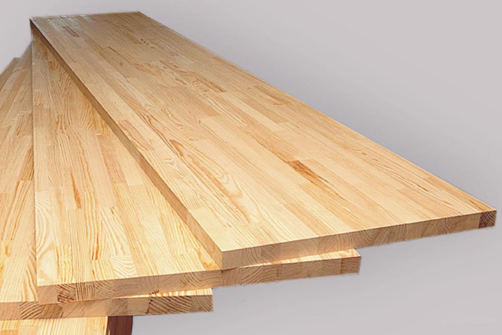 Деревянные подоконники купить от производителя в СПБ