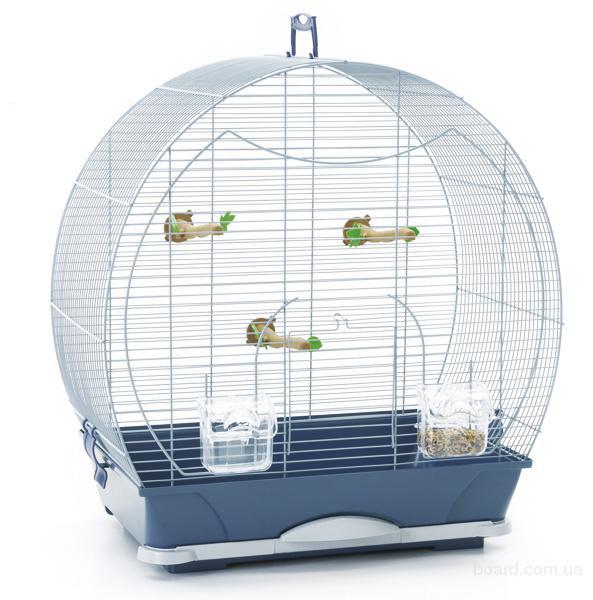 Клетки для попугаев Savic Эвелин 40, 52*32,5*55,5 см