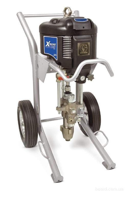 Окрасочный аппарат безвоздушного распыления Graco King 70:1
