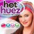 Мелки для волос Hot Huez - пудра цветная