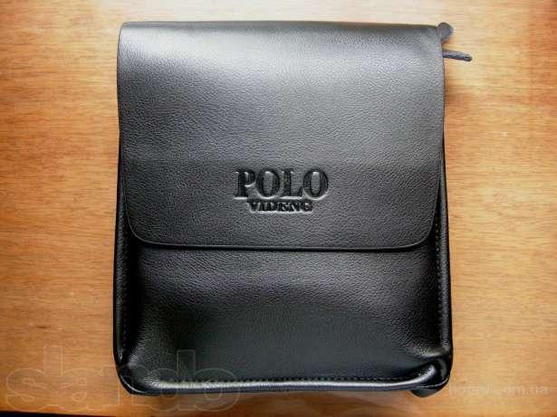 Кожаная сумка Videng  Polo для смартфона, планшета, фотоапарата