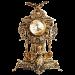 Часы каминные Хранители времени (бронза)
