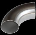 Відведення нержавіюча сталь , поліровані зі швом