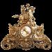 """Часы каминные """"Амазонка"""" (бронза)"""