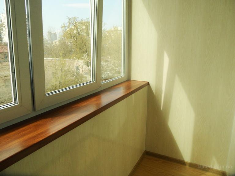 Ремонт балконов и металопластиковых окон предлагаю в киев, у.