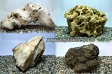 Камни и грунты для аквариума - интернет-магазин Аквакамни