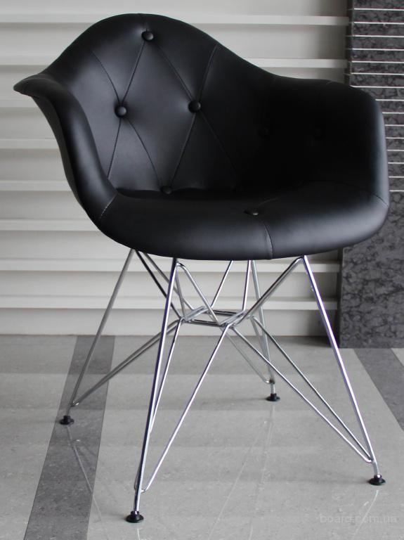Кресло Paris PVC (Пэрис PVC) черное